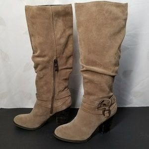 **GREAT CONDITION** Guess tall really nice boots
